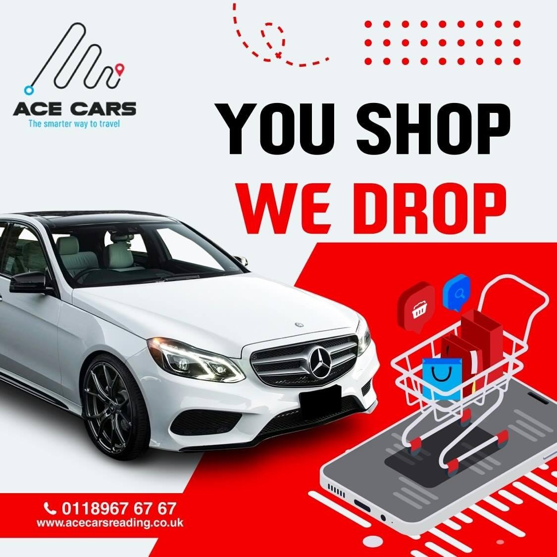 You shop we drop